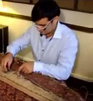 Nettoyage et restauration de tapis